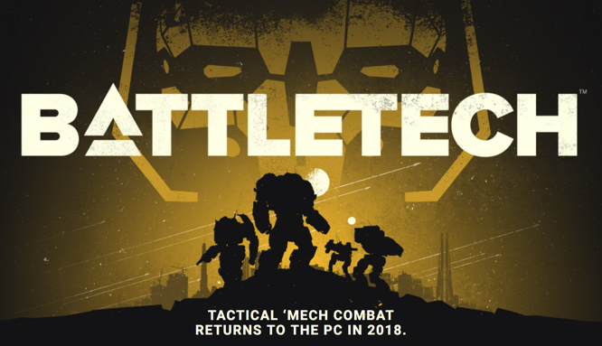 Hairbrained Battletech releases in April