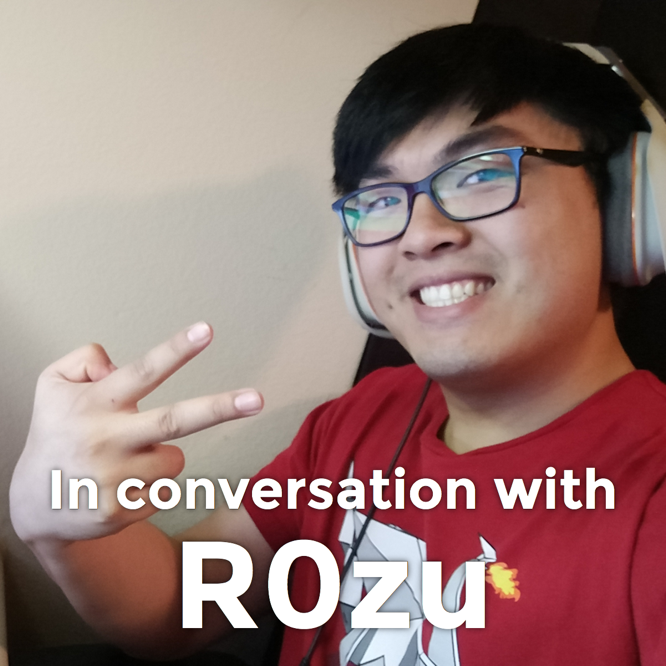 In conversation with Twitch streamer R0zu