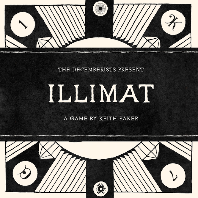 Twogether Baker The Decemberists Illimat