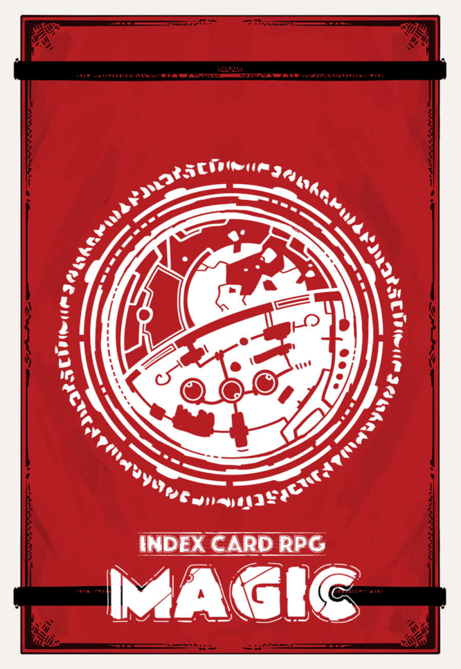 Runehammer Games ICRPG Magic