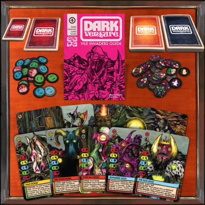 Gilded Skull Games Dark Venture