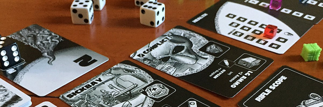 Grey Gnome Games Desolate